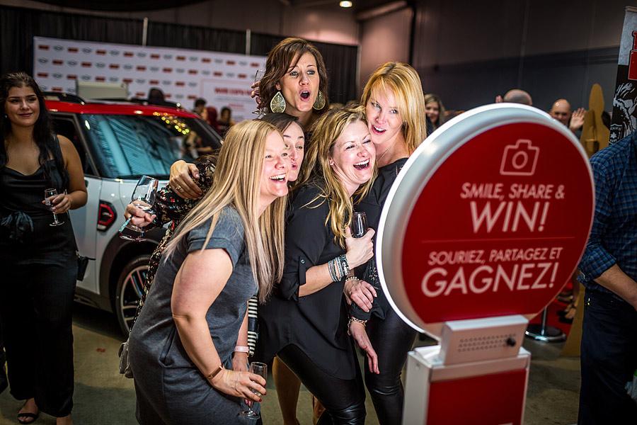 Winefest2018- Luxury Booth