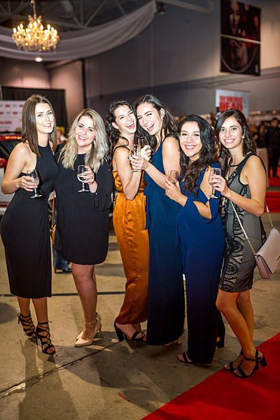 Winefest2018- Luxury Booth