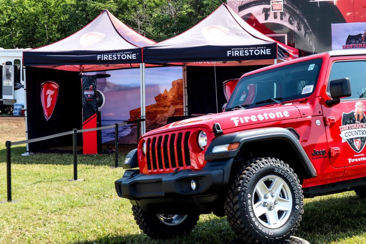 Firestone Marketing Activation